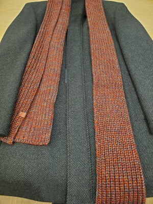 Hart Schaffner and Marx Dark Gray Twill wool car coat