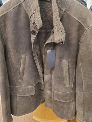 Inpore Shearling Coat