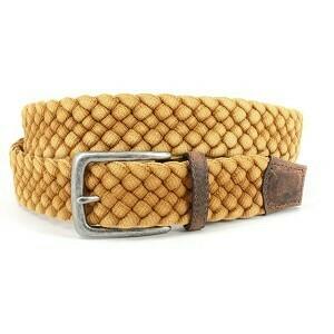 Torino Cotton Braided Belts
