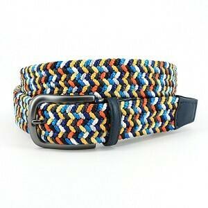 Torino Braided Belts