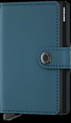 Secrid Miniwallet Matte Petrol
