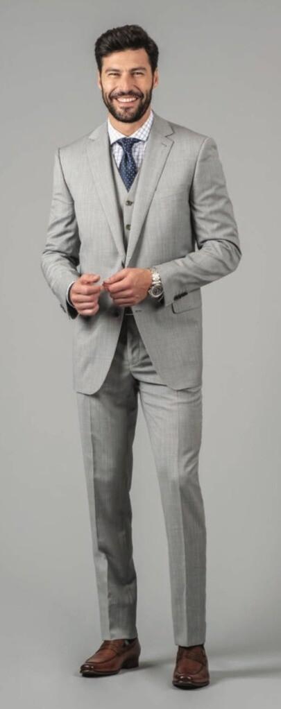 Paul Betenly Slim Fit Suit