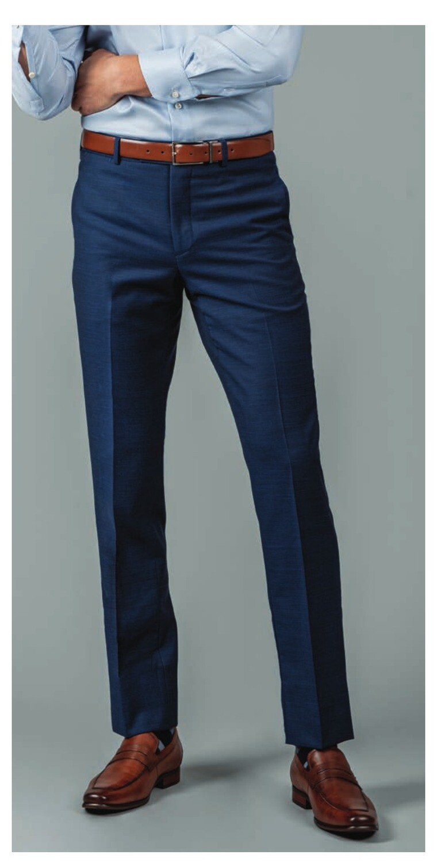 Paul Betenly Trim Fit Trouser