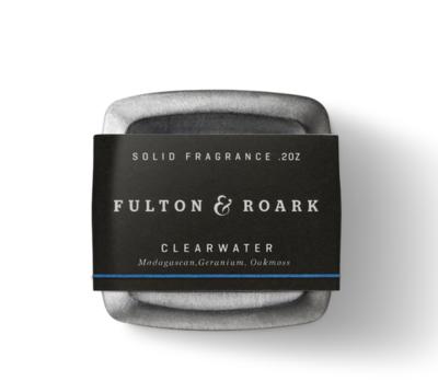 Fulton & Roark Clearwater Solid Cologne