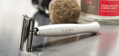 St. James of London Cheeky B'stard Safety Razor