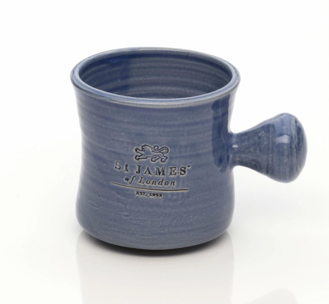 St. James of London Shaving Mug
