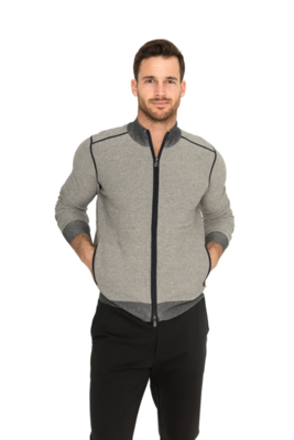 Raffi The Elias Full Zip Sweater         (2 colors available)