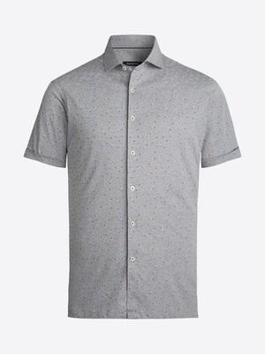 Bugatchi Geometric S/S Shirt