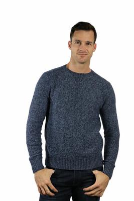 Raffi THE MOULINE Long Sleeve Sweater