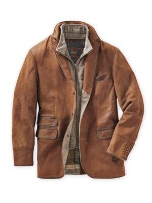 Q by Flynt Rizzo Hybrid Jacket