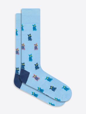 Bugatchi Bulldog Sock (3 Colors)