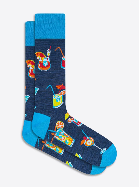 Bugatchi Cocktail Sock (3 Colors)
