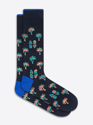 Bugatchi Anchor Sock