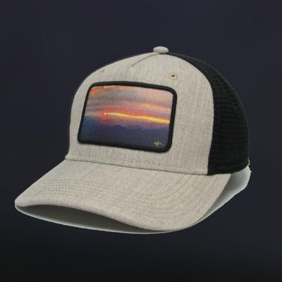 Sunset Roadie Trucker Hat (3 colors)