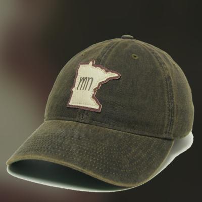 Minnesota Vintage Snapback Hat