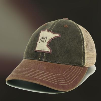 Minnesota Trucker Snapback Hat