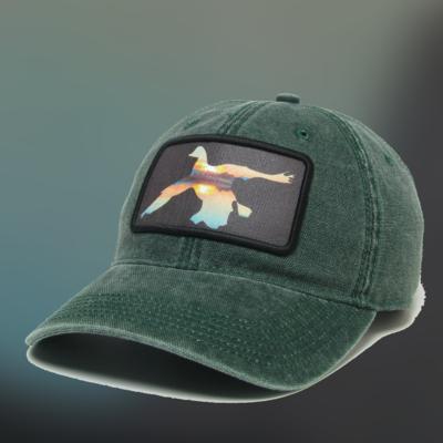 Sunset Duck Dashboard Buckle Back