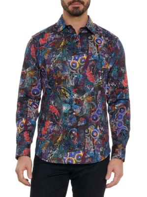 Robert Graham COBAR L/S WOVEN Shirt