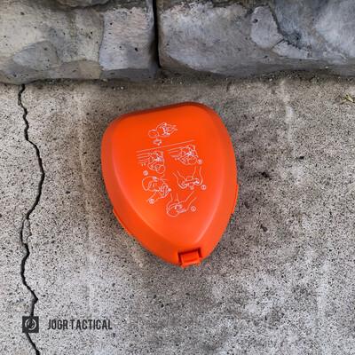 JOGR CPR Face Mask (with hard case)