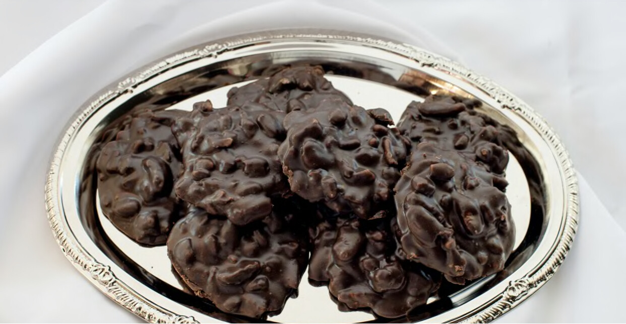 Homemade Chocolate Pralines