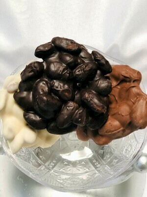 Chocolate Almond Wheels (4)