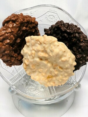 Chocolate Toffee Wheel (4)