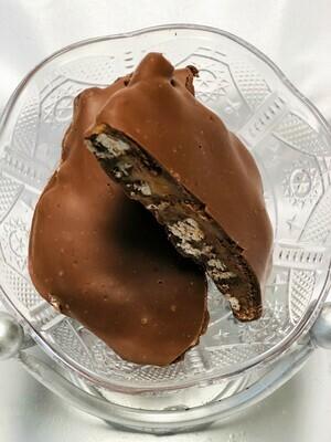 Jumbo Milk Chocolate Caramel Pecan Turtle (2)