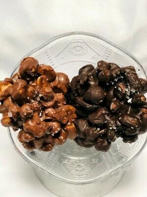 Salted Peanut Caramel Wheel (4)
