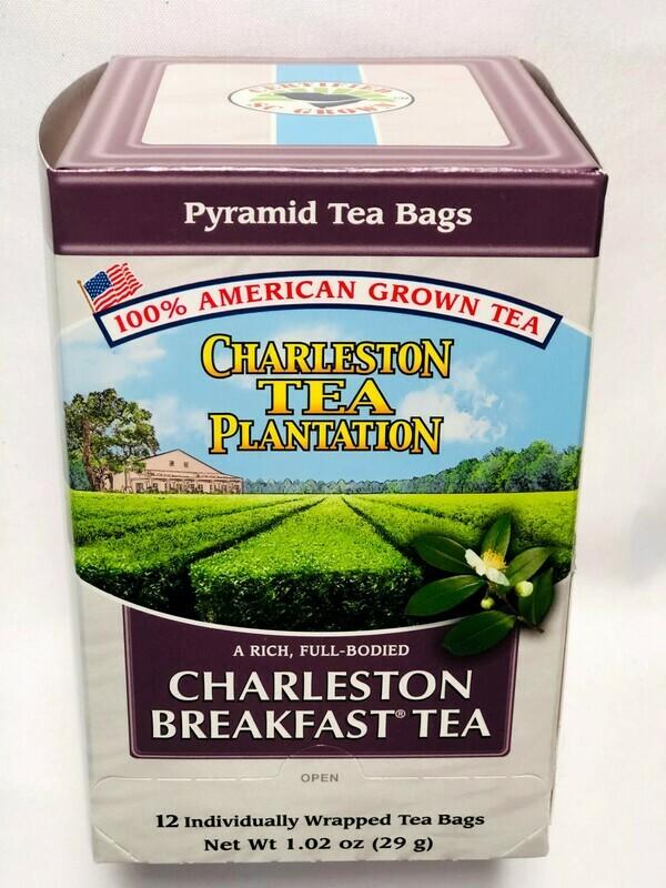 Charleston Breakfast Tea
