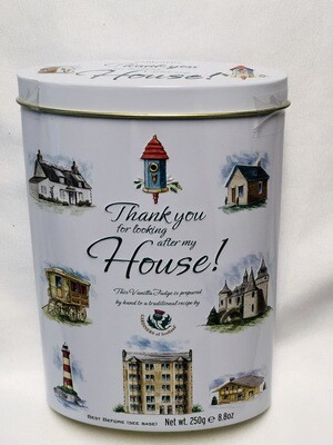 Thank You For Looking After My House Tin