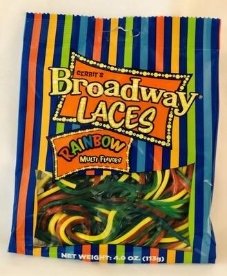Gerrit's Broadway Laces Rainbow