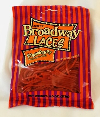 Gerrit's Broadway Laces Strawberry