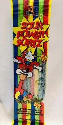 Sour Power Sortz