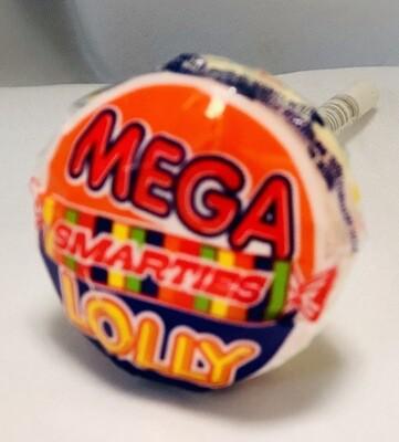 Mega Smarties Lolly