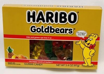 Haribo Gold Gummy Bear