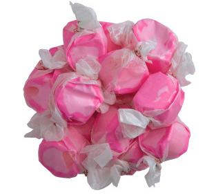 Bubble Gum Saltwater Taffy