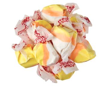 Candy Corn Saltwater Taffy