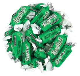 Tootsie Roll Green Apple Frooties