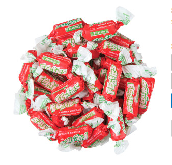 Tootsie Roll Cherry Limeade Frooties