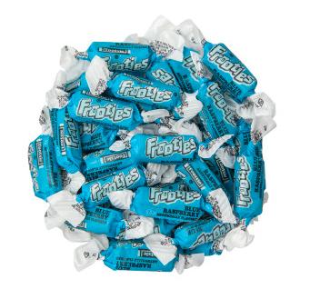 Tootsie Roll Blue Raspberry Frooties