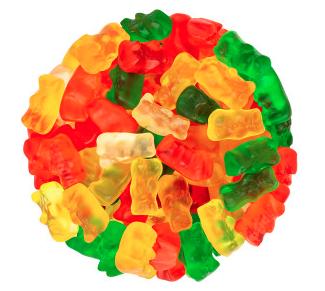 Haribo Gummy Gold Bears