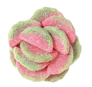 Sour Patch Green Rind Watermelon