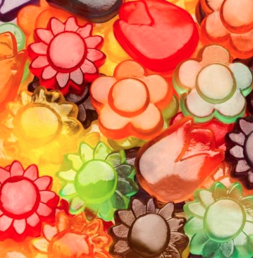Gummy Flowers | Awesome Blossoms