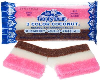 3 Color Coconut