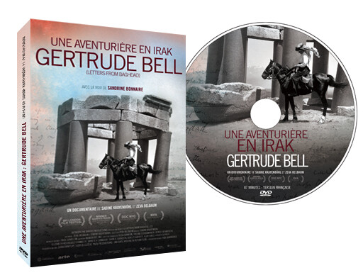 Une aventurière en Irak - Gertrude Bell