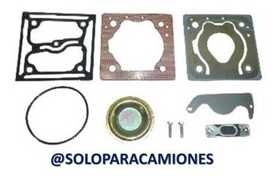 KIT EMPACADURAS LAINAS COMPRESOR FORD CARGO 1721 WORKER CUMM