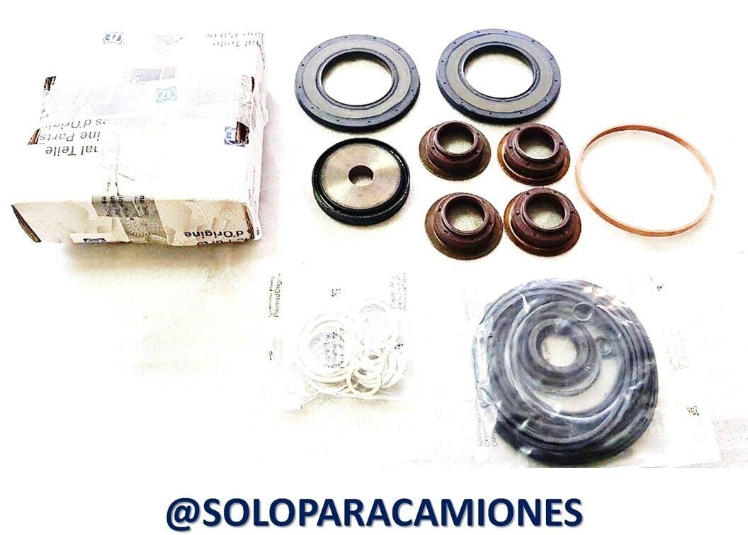 KIT DE SELLOS CAJA DE CAMBIO ZF 16S221 / 2280 STRALIS / TRAKKER / CAVALLINO