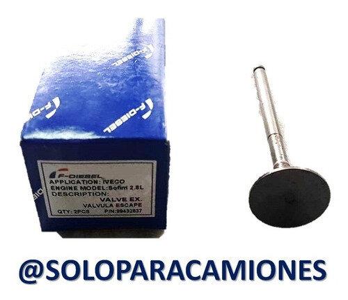 VALVULA DE ESCAPE MOTOR IVECO DAILY 2.8 40.10 / 59.12 / 60.1