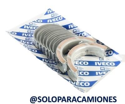 JUEGO CONCHAS DE BANCADA STD MOTOR IVECO DAILY / POWER DAILY MOTOR 8140.