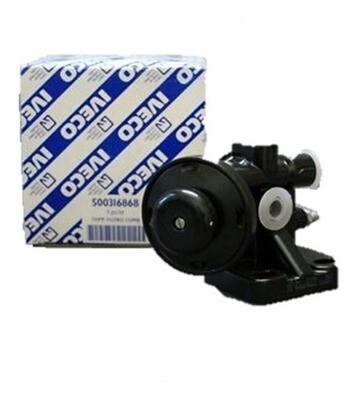 BASE FILTRO COMBUSTIBLE GASOIL  IVECO EURO CARGO / TECH / TECTOR